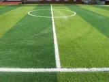 Bequemer künstlicher Rasen für Fußball zwei Töne