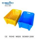 Ventilar plástico Crate, fruto de plástico em caixas plásticas Engradado de produtos hortícolas