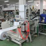 Automatisches Multifunktions-PET Eil (Post) Beutel, der Maschine mit Kleber-Anschlag herstellt