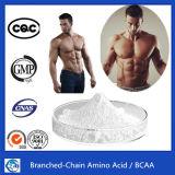99% de pureza aminoácidos de cadeia ramificada Bcaa