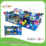 2017 erstaunliche Qualitäts-attraktive Kind-Innenspielplatz-Geräten-Verkauf