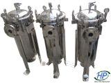 Alojamento do Filtro de Mangas ss para sistema de purificação de água RO