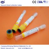 Câmara de ar de Sst das câmaras de ar da coleção do sangue do vácuo (ENK-CXG-021)