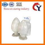 Het kosmetische Dioxyde van het Titanium van de Rang van het Rutiel (TiO2), Titania Nanoparticles