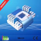 Portable Zerona láser Lipo la máquina para la Eliminación de celulitis con 336 equipos de las luces de diodo