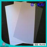 Tarjetas de la espuma del PVC para hacer publicidad de muestras