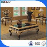 居間の家具の木の現代コーヒーテーブル
