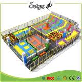 Centro adulto luxuoso do competidor do Trampoline para o divertimento