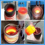 Hohe Leistungsfähigkeits-bewegliches Hochfrequenzgoldschmelzender Ofen (JL-15)