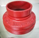 FM/UL/Ce ranurados Acoplamientos de tubos y accesorios para sistema de combate de incendios