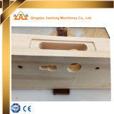 Máquina de trituração do entalhe do CNC para a faixa do indicador