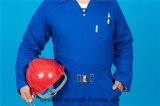Combinaison bon marché de vêtements de travail de longue de chemise du polyester 35%Cotton de 65% qualité de sûreté (BLY1027)