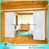 納屋の大戸を滑らせ、納屋の大戸を滑らせる二重戸棚