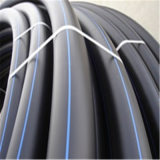 Tubo de HDPE de tamanho grande com a norma ISO4227 Standard