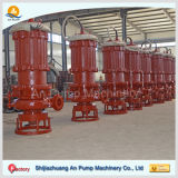Pompe de dragage de mines d'industrie de construction de boue de sable inférieur à fort débit portatif agricole de la pompe 380V Pressuresubmersible