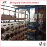 PPによって編まれる袋のための情報処理機能をも持ち上がるプラスチック円の織機機械
