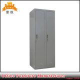 Hochwertiges Beschichtung-Metallindustrielles Stahlschließfach des Puder-Jas-024