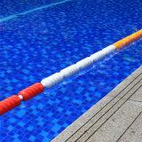 Forma espiral Piscina Piscina Linha Lane Lane Rope equipamento de natação Lane