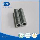 Gesinterter permanenter Beschichtung-Ring-Neodym-Magnet des Nickel-(D6.5*D3.91mm)