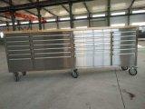 Рабочее совещание в гараже из нержавеющей стали металлический инструмент верстак