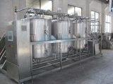 Sistema automatico di CIP per pulito le macchine e il Pipline