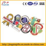 Distintivo su ordinazione dello smalto del metallo di vendita calda 2017, Pin del risvolto