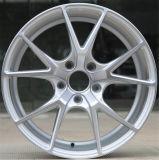 a liga do carro 17X8 roda peças de automóvel das rodas do alumínio após as rodas do mercado que competem as rodas