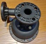 Rega gota a gota de água e as emissões de PP e AP o filtro centrífugo de material / Filtro de Areia