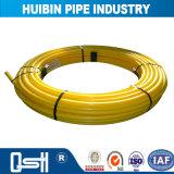 Durable y larga vida de servicio PE el tubo de Gas Gas