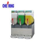 Toejuichend Twee Tanks de Commerciële Automaat van Vergetables en Gekoelde van het Sap van Vruchten Drank