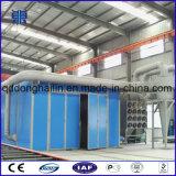 Stanza della pittura della cabina di brillamento di sabbia del rifornimento della fabbrica