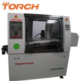 Machine de soudure d'onde de taille moyenne automatique de SMT pour la carte Tb780d