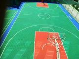 Interbloqueo Suge de Calidad Superior de Deportes PP Mosaico de suelos para el fútbol/Futsa/ Cancha de baloncesto