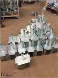 Galvanisierter justierbarer Baugerüst-Stütze-Stützstahl Forkhead