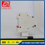 alta calidad miniatura MCCB RCCB del corta-circuito de 1p Dz47 MCB