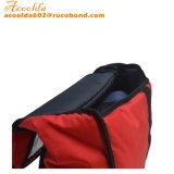 3 paquets Facile-Portant le sac thermique isolé de refroidisseur de déjeuner d'emballage de pique-nique de pizza