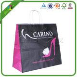 Бумаги нестандартного торгового фиолетовый подарок сумки