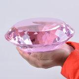 De roze Giften van het Huwelijk van het Kristal van 200mm Grote