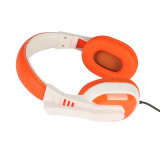 iPodのイヤホーンのためのMicが付いているシンセンの工場3.5mmステレオヘッドホーン