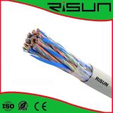 CE кабеля телефона Cat3, RoHS, ISO9001
