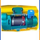CD1 220V 380V 3phase 고품질 철강선 밧줄 모터 호이스트 전기 호이스트 트롤리