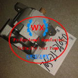 Le Japon et de la technologie Matériel~ Pompe hydraulique à engrenages : 705-21-26050 pour le chargeur1100-61250-7 PC/PC/Wa900-3/Wa1200-3