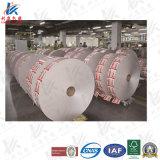 Lamellierter Papiersatz für Saft