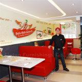Restaurante personalizado moderno mobiliário Assentos da Cabine (SP-CS146)
