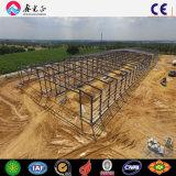 Sich verjüngendes h-Kapitel-Stahlkonstruktion-niedrige Kosten-Lager