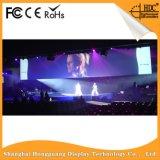 쉬운 P3.91 P4.81 임대료 RGB 단계 사용을%s 실내 LED 영상 벽 전시 화면을 설치하십시오