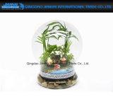 D24*H14 kundenspezifischer Bell-Glasstaub-Deckel für beste Geschenke
