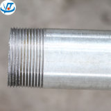 Ss400 Q195 Q235 A36 Gi tuyau tube en acier galvanisé