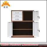 Kids Metal 3 Drawer 3 Door Low Cabinet