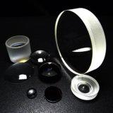 2mm Dia. X 4.0mm FL, Mgf2 de Met een laag bedekte, Achromatische Lens van het Doublet